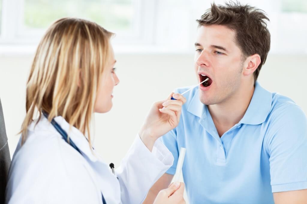 chẩn đoán hẹp thanh quản