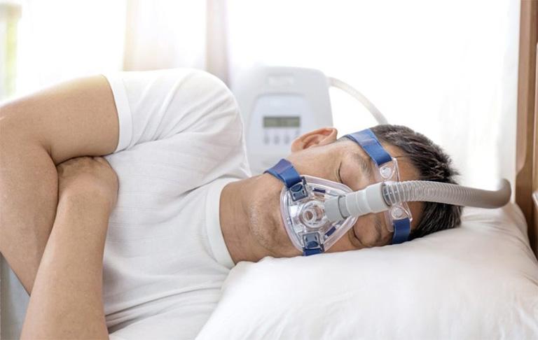 khắc phục chứng ngưng thở khi ngủ