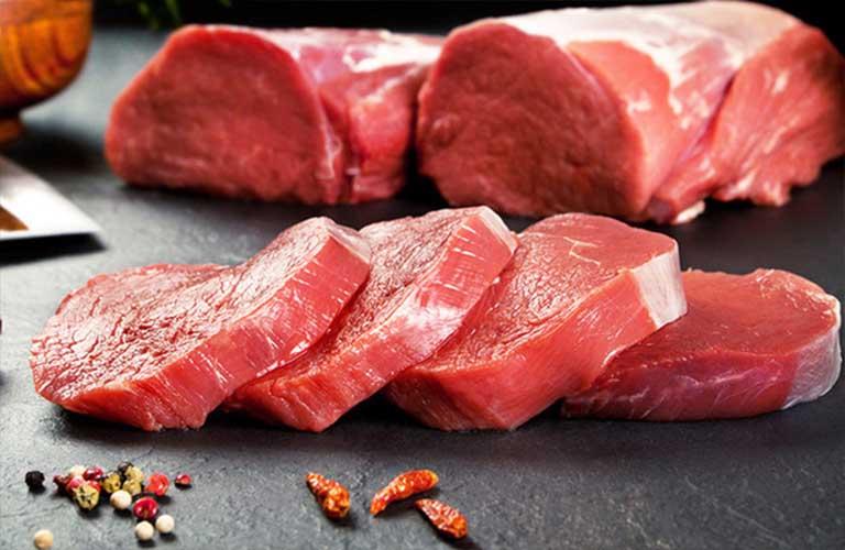 kiêng thịt đỏ khi bị thoái hóa khớp gối