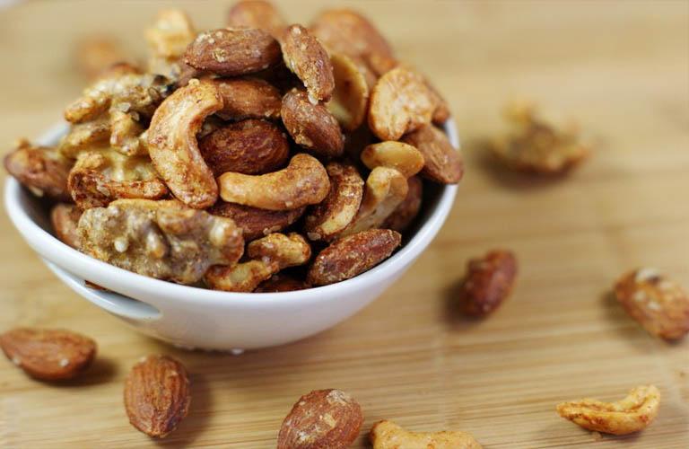 kiêng thực phẩm có hạt cứng