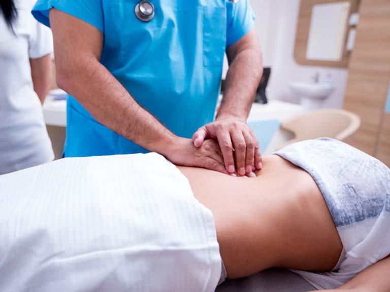 lập kế hoạch chăm sóc bệnh nhân thủng tạng rỗng