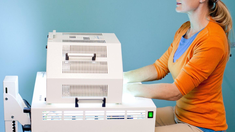 Liệu pháp ánh sáng cho người bệnh vẩy nến