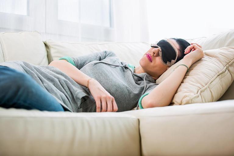 lợi ích của ngủ trưa