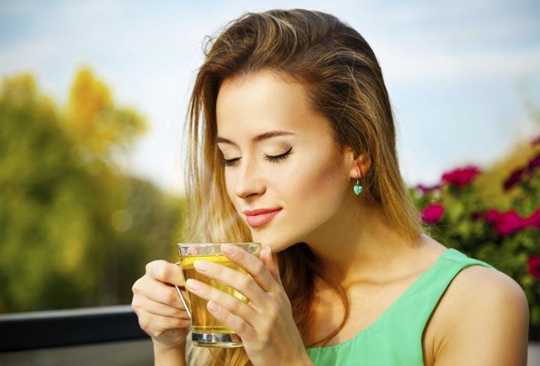 trà xanh giúp chống oxy hóa