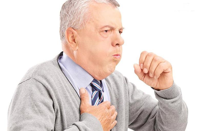 Lời khuyên cho người bị viêm phế quản mạn tính