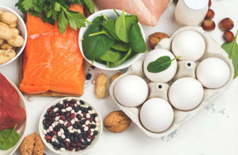 bổ sung protein cho bệnh nhân ung thư dạ dày