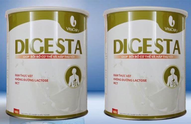Digesta giúp bồi bổ cơ thể cho bệnh nhân ung thư