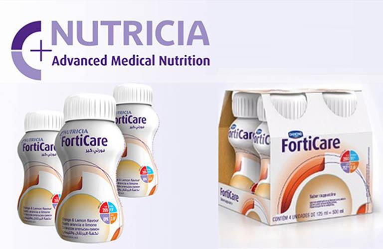 Forticase, sản phẩm cho bệnh nhân ung thư