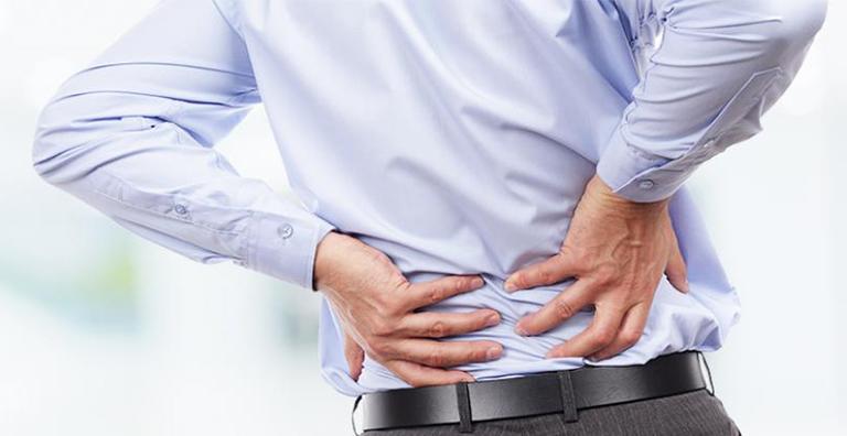 nguyên nhân đau lưng dưới khi ho
