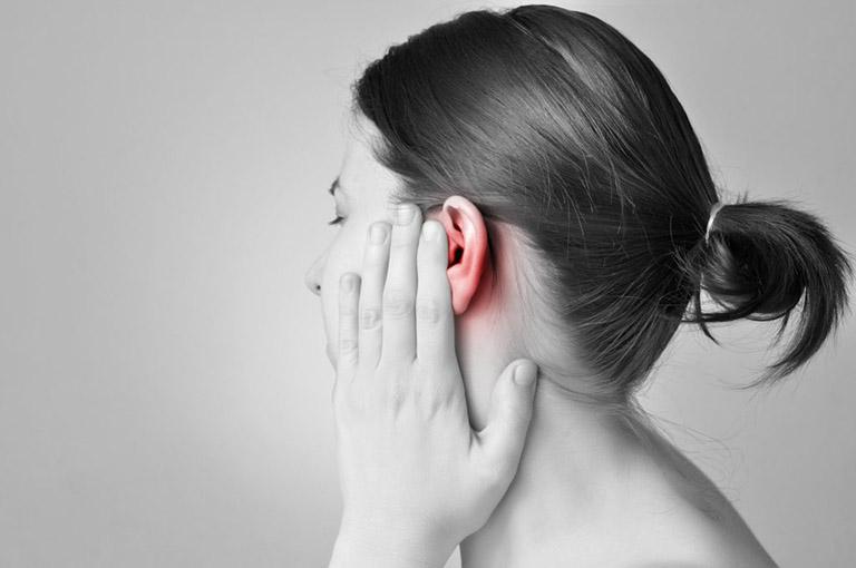 nguyên nhân gây ngứa tai