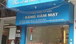 Nha khoa Nụ Cười - 112 Thái Hà