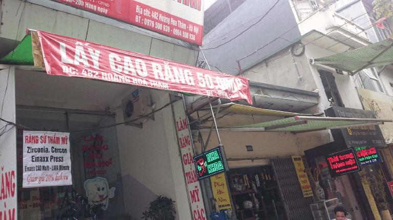 Nha khoa Quang Anh - Bác sĩ Nguyễn Duy Hưng