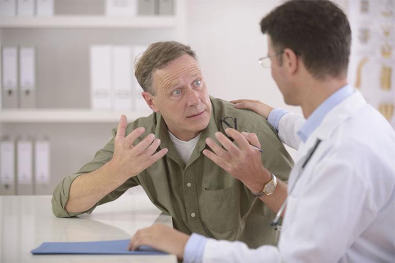 Trò chuyện với bác sĩ