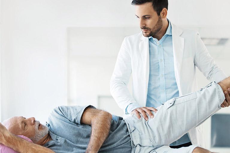 phẫu thuật nội soi khớp háng