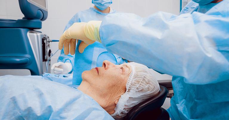 chi tiết phẫu thuật chữa viêm xoang