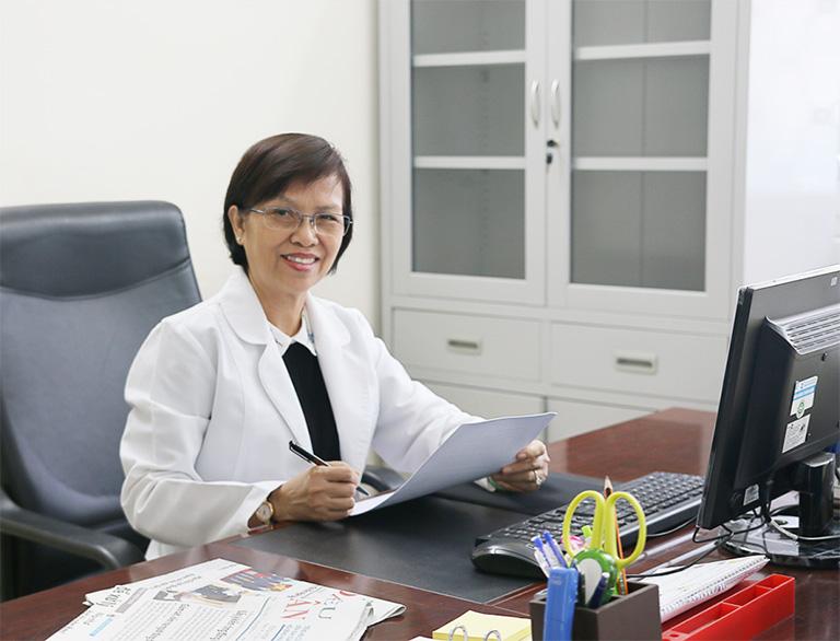 phòng chẩn trị y học cổ truyền lương y nguyễn thị bay