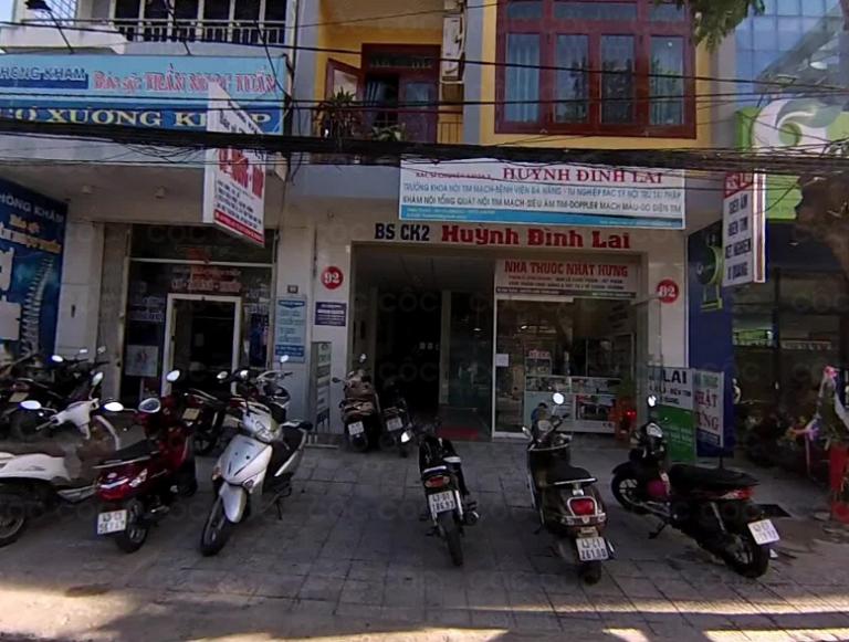 Phòng khám 154 Hải Phòng - Bác sĩ Huỳnh Đình Lai