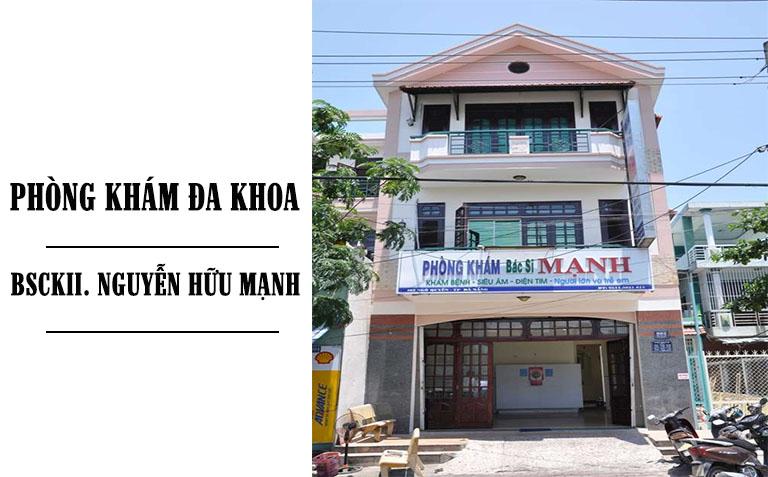Phòng khám Bác sĩ Nguyễn Hữu Mạnh