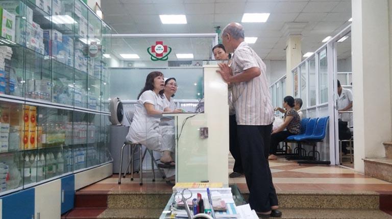 bệnh viện đạ khoa 589 Hoàng Hoa Thám