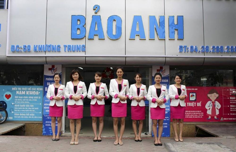 Phòng khám đa khoa Bào Anh
