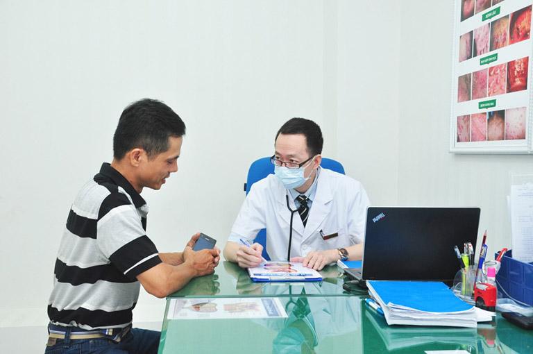 Thông tin về dịch vụ thăm khám tại phòng khám Đa khoa Mặt Trời