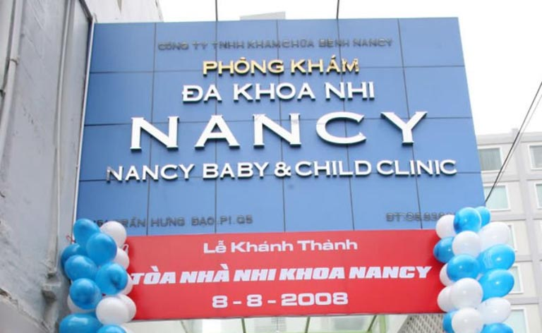 phòng khám đa khoa Nancy