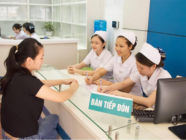Phòng khám đa khoa Thiên Tâm