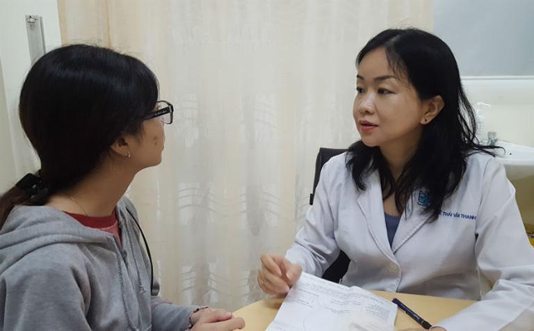 Phòng khám Da liễu bác sĩ Lê Thái Vân Thanh