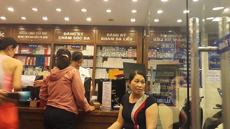 Phòng khám Da liễu bác sĩ Châu Văn Trở
