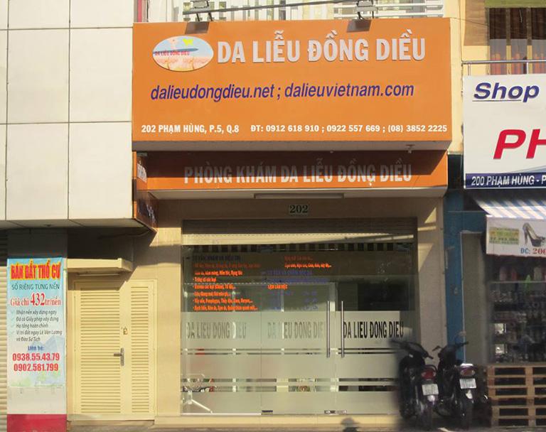 Phòng khám Da Liễu Đồng Diều