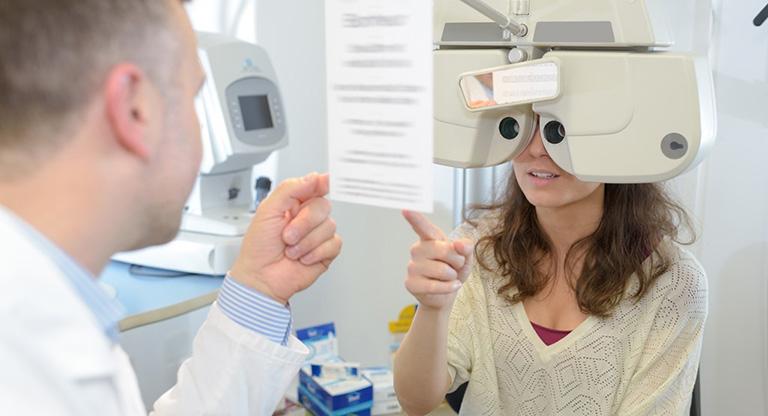 Phòng khám Mắt - Bác sĩ Đỗ Quang Ngọc