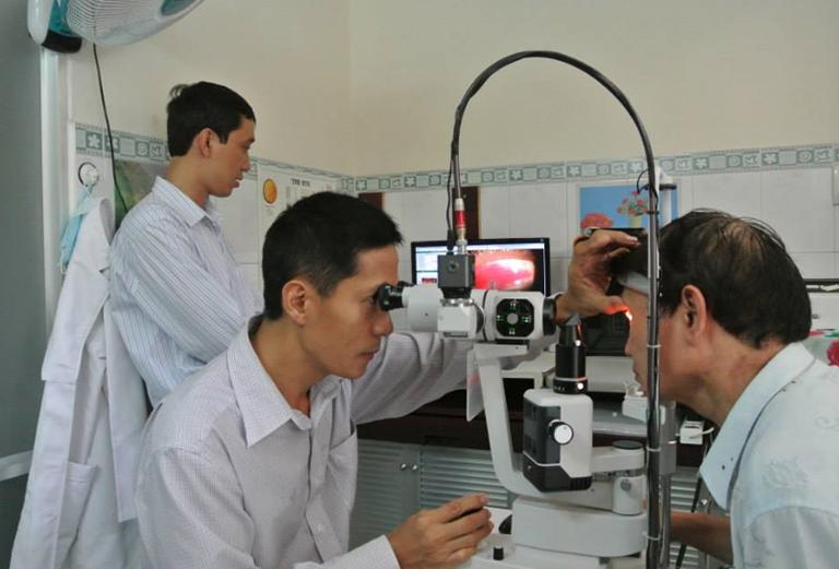Phòng khám Mắt Bác sĩ Trần Kế Tổ