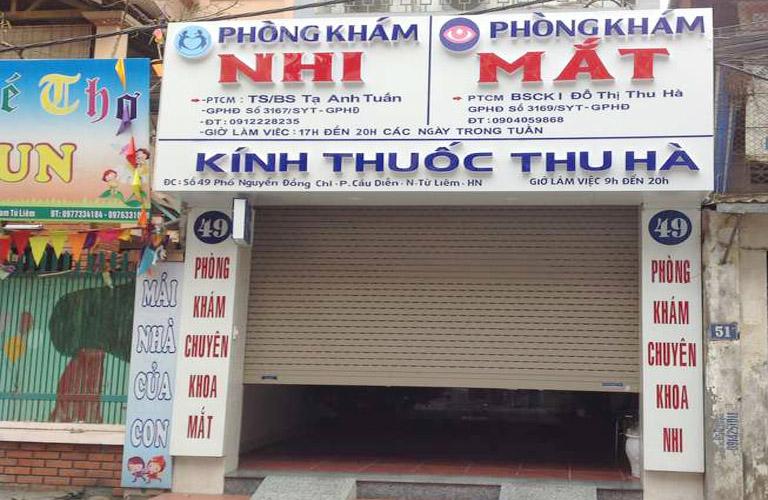 Phòng khám Nhi - Bác sĩ Tạ Anh Tuấn