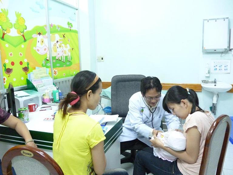 Thời gian làm việc tại Phòng khám Nội khoa - Nhi khoa - Bác sĩ Phạm Văn Đếm