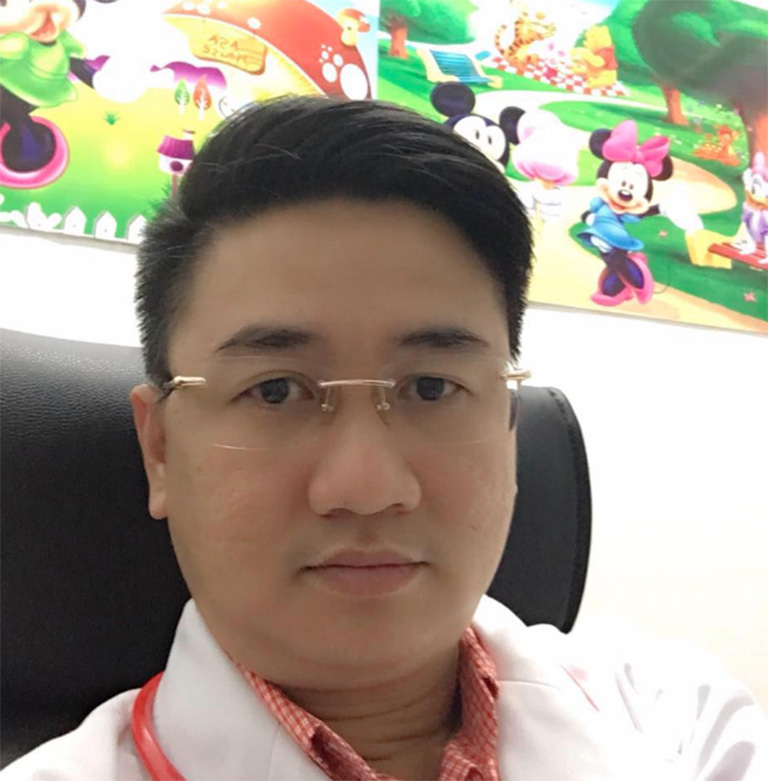 Thạc sĩ, bác sĩ Nguyễn Ngọc Sáng