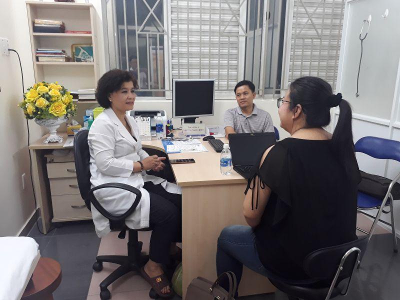 Phòng khám bác sĩ Diệp Thị Thanh Bình