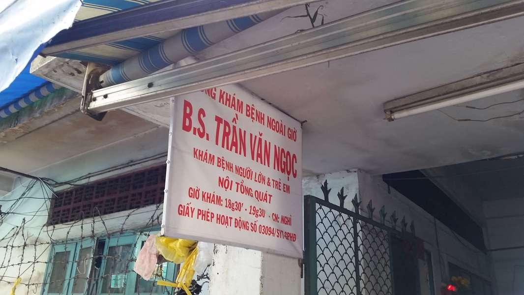 Phòng khám bác sĩ Trần Văn Ngọc