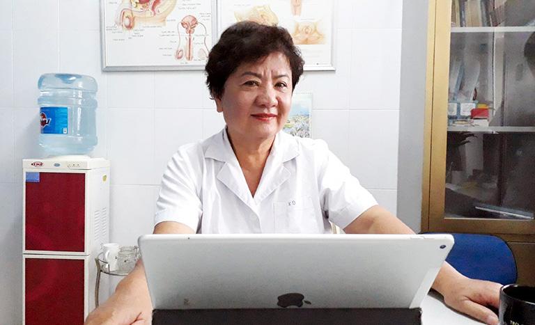 Phòng khám Phụ khoa - Bác sỹ Lê Thị Kim Dung