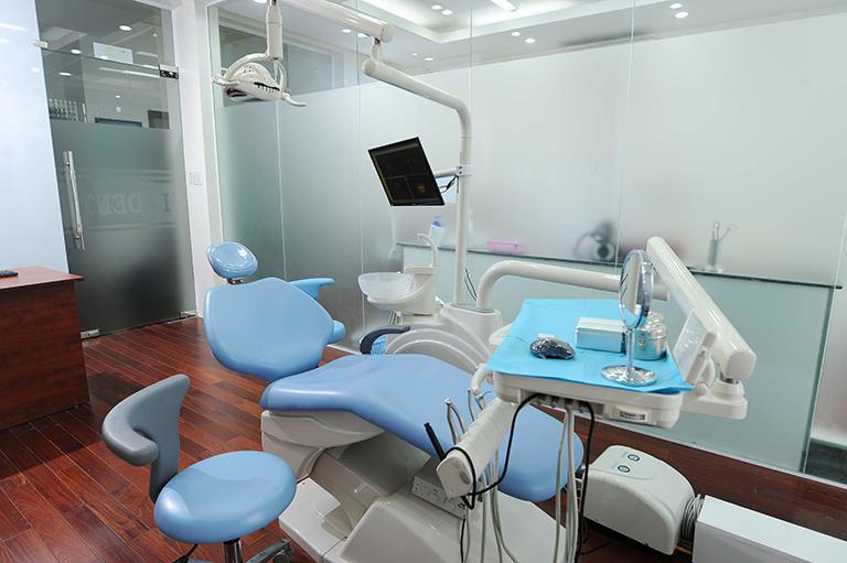Cơ sở vật chất tại Phòng khám Răng Hàm Mặt - Bác sĩ Phạm Hồng Phong