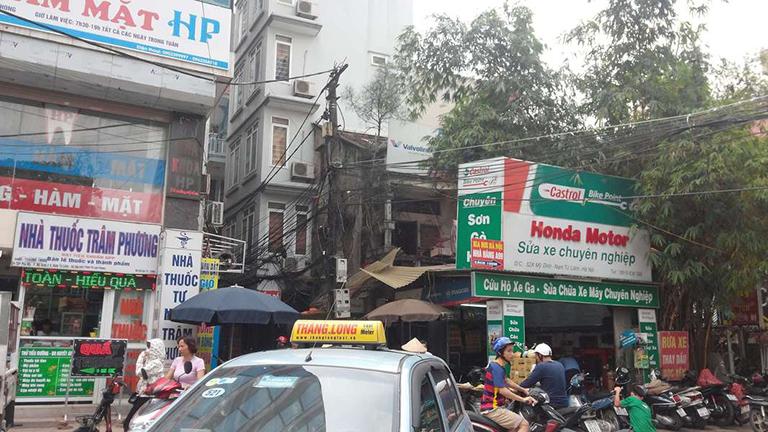 Phòng khám Răng Hàm Mặt - Bác sĩ Phạm Hồng Phong