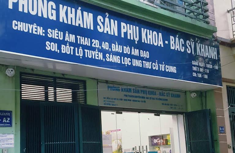 Phòng khám Sản phụ khoa - Bác sĩ Khanh