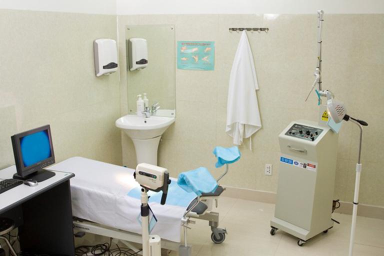 Phòng khám Sản phụ khoa - Bác sĩ Nguyễn Bá Mỹ Nhi