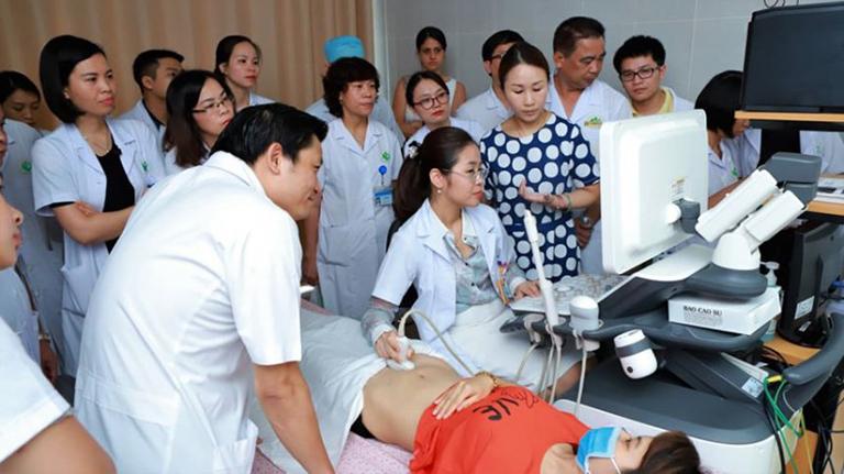 Dịch vụ thăm khám và chữa bệnh Phòng khám Sản phụ khoa - Bác sĩ Nguyễn Duy Ánh