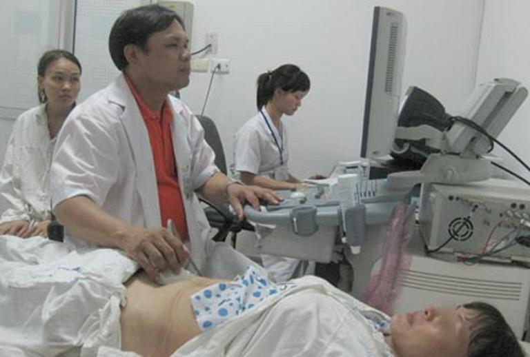 Phòng khám sản phụ khoa - Bác sĩ Trần Danh Cường