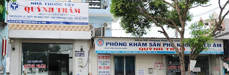 Phòng khám Sản Phụ khoa - Bác sĩ Phan Văn Già Chuồn