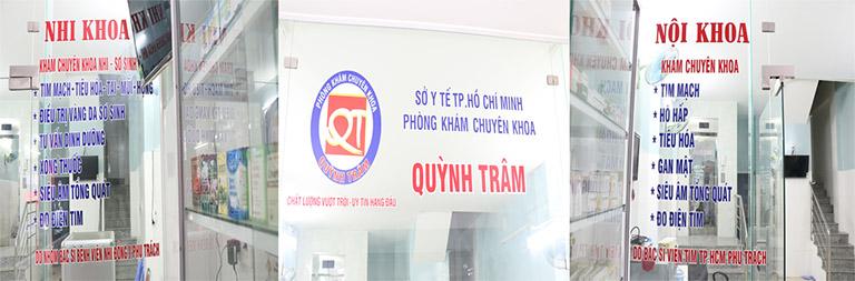 Phòng khám Sản phụ khoa- Siêu âm Quỳnh Trâm