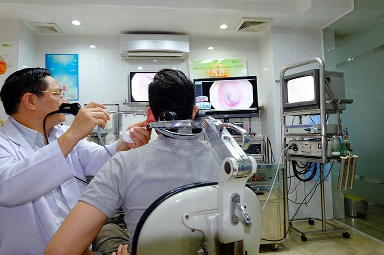 Dịch vụ khám chữa bệnh tại Phòng khám Tai Mũi Họng - Bác sĩ Lê Đình Hưng