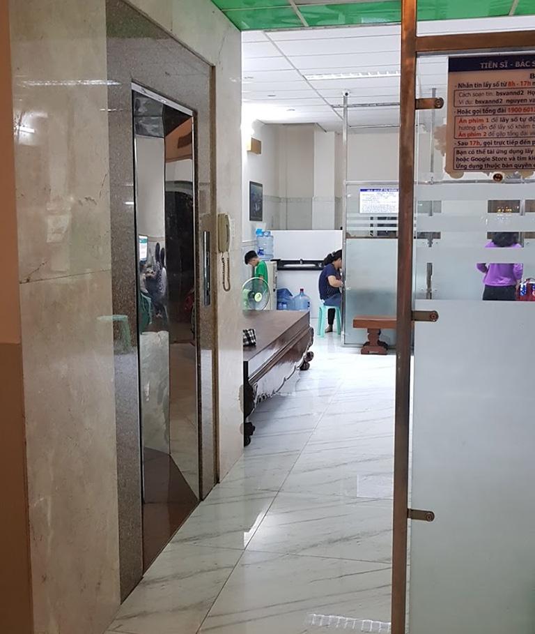 phòng khám Bác sĩ Lê Thị Khánh Vân