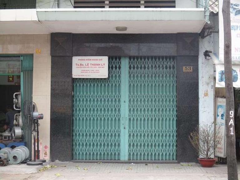 Phòng khám Tiêu hóa bác sĩ Lê Thành Lý