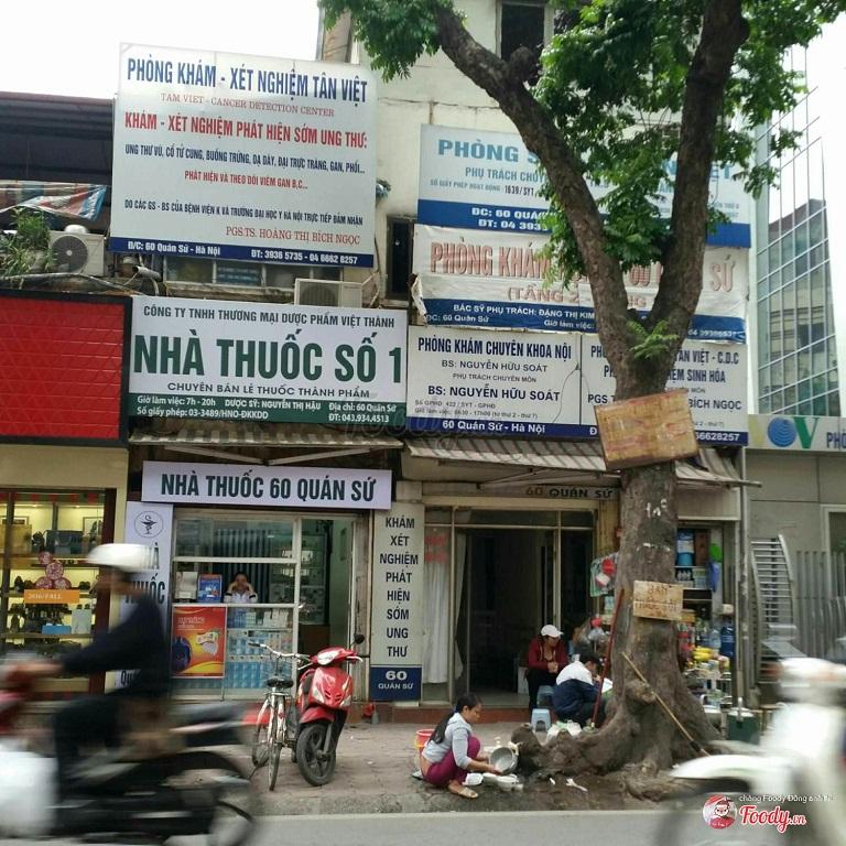 Phòng khám Ung bướu Tân Việt